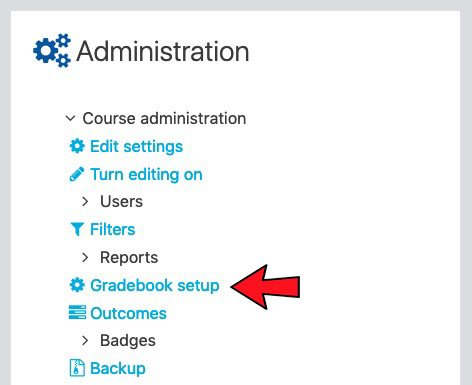 Deleting Items from the Gradebook - Moodle Answers